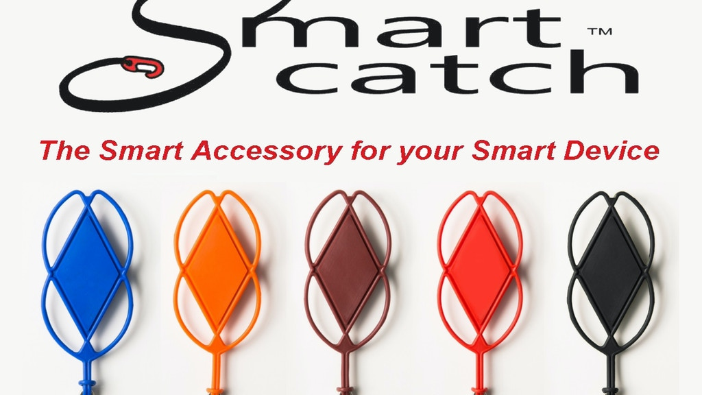 Smart Catch - The Smart Accessory for your Cell Phone-iPhone project video thumbnail