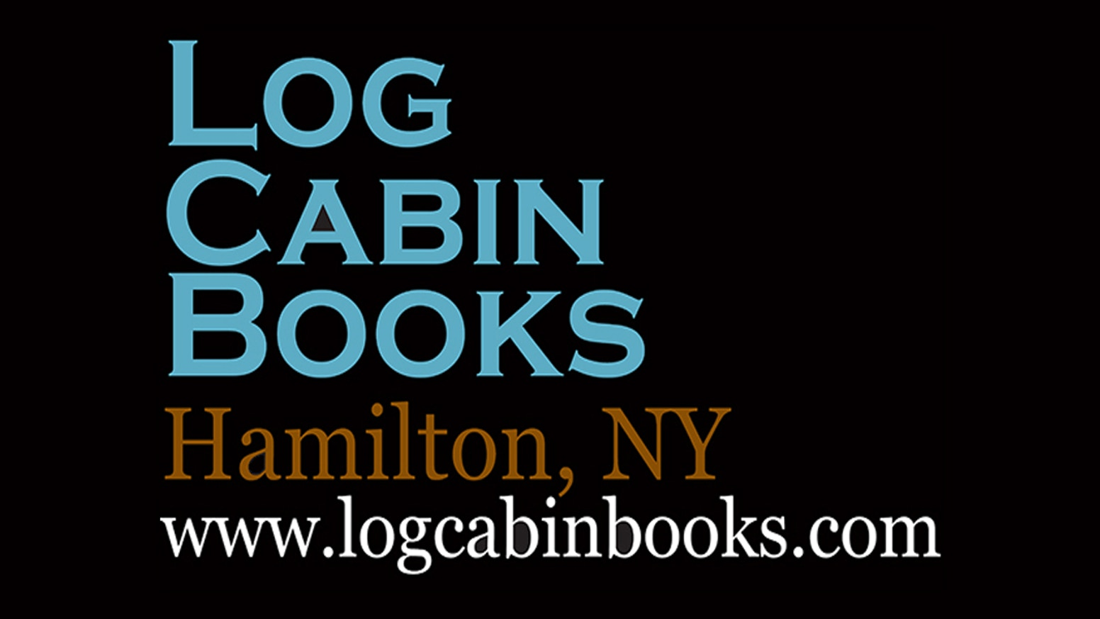 Amazing photo of Log Cabin Books is launching The E Project to EXPAND our business in  with #9A5806 color and 1552x873 pixels