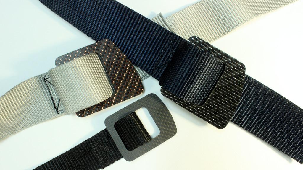 Cinchy - Carbon Fiber Belt System project video thumbnail
