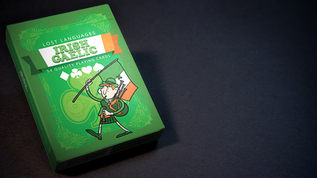 The Irish Gaelic Playing Cards: A Lost Language Lesson project video thumbnail
