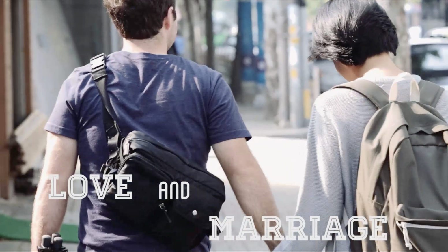 Love And Marriage - A Documentary by David Kang — Kickstarter