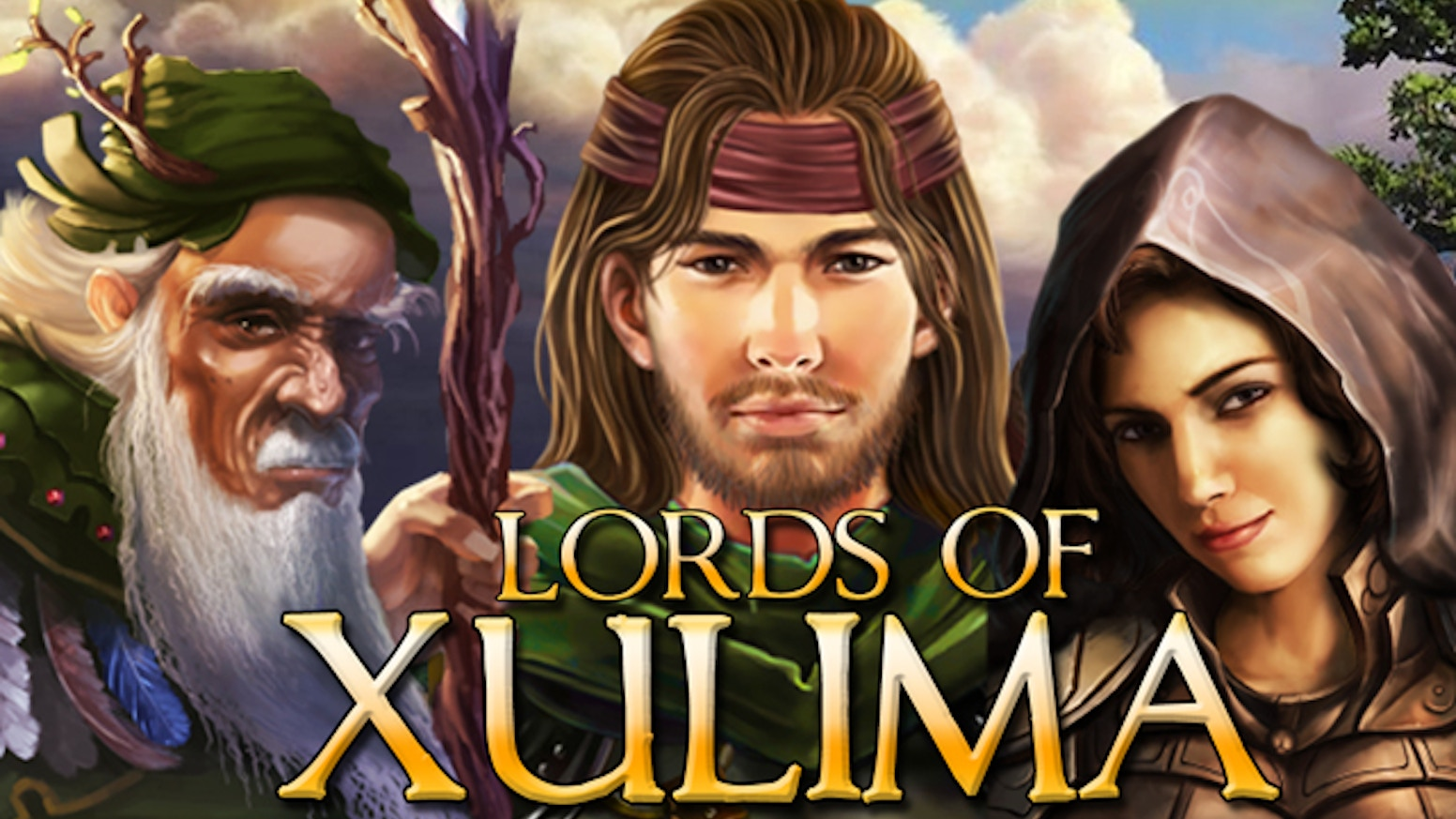 Lords of Xulima - An Epic Story of Gods and Humans by