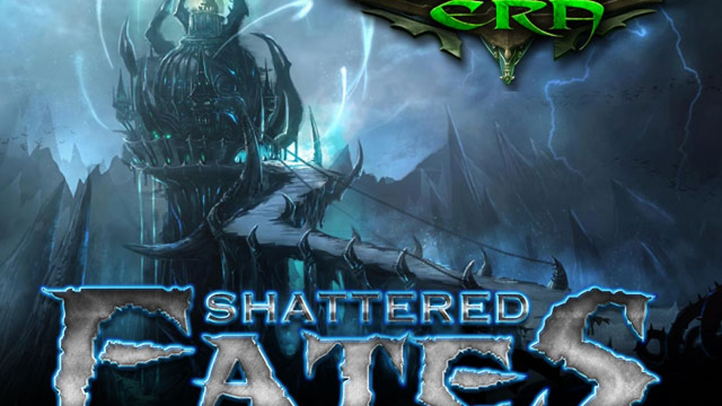 Shadow Era: Shattered Fates - Cross Platform Card Game project video thumbnail