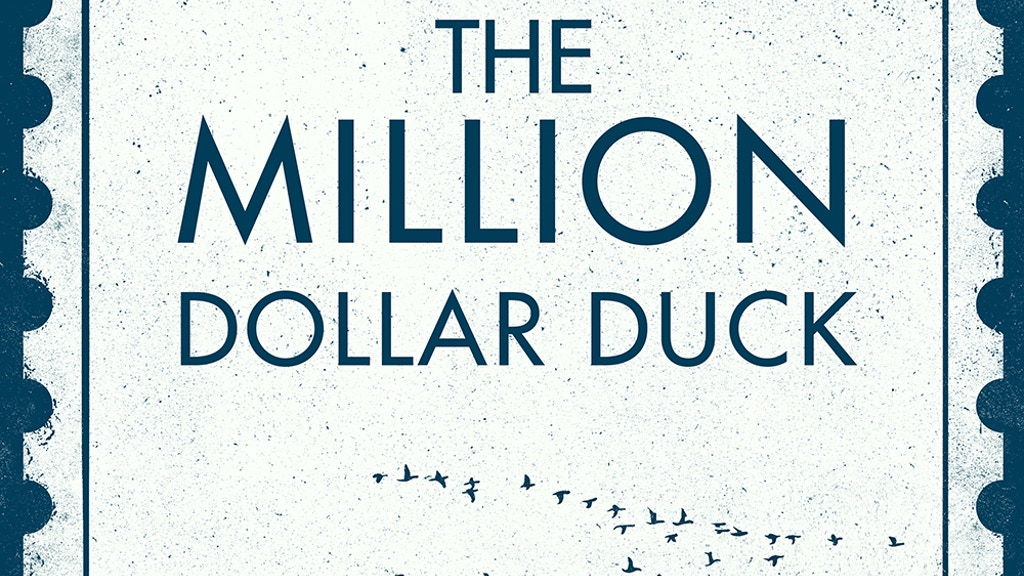 The Million Dollar Duck - the Duck Stamp documentary project video thumbnail
