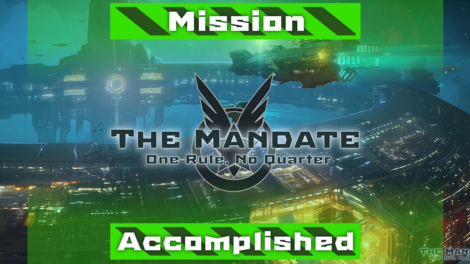 As the captain of a Mandate starship, you lead a crew through the galaxy where they will adapt and grow as they fight alongside you.