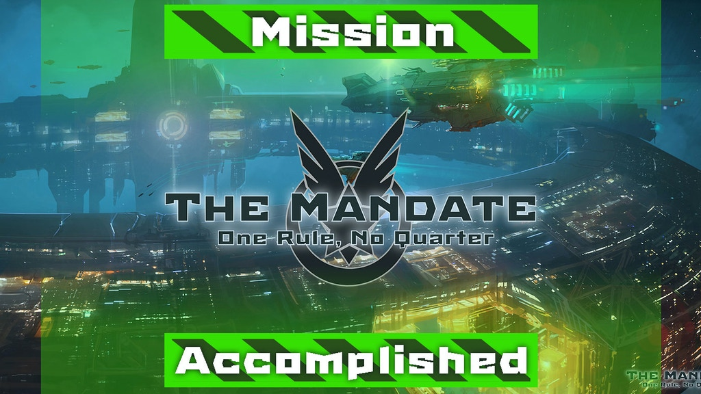 The Mandate project video thumbnail