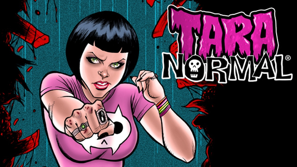 Tara Normal project video thumbnail