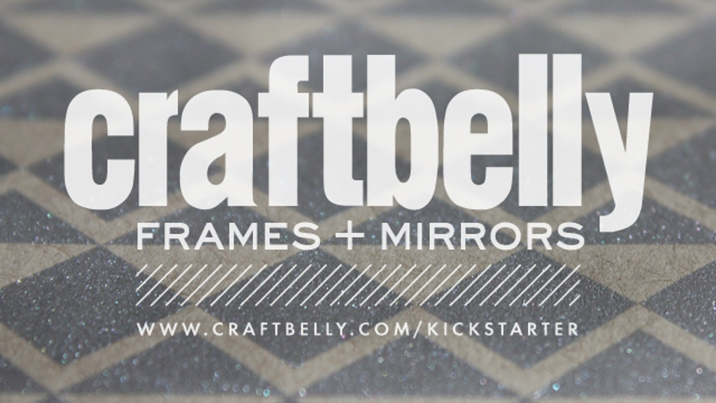 Craftbelly: Screen Printed Decorative Paper Made in the USA project video thumbnail