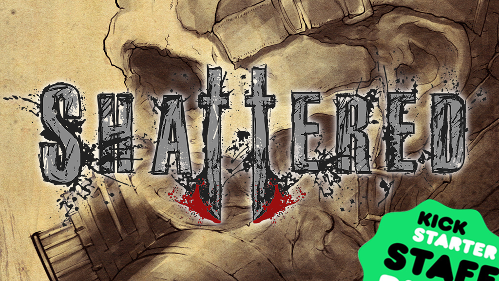 Shattered: A Dark Steampunk Tabletop RPG project video thumbnail