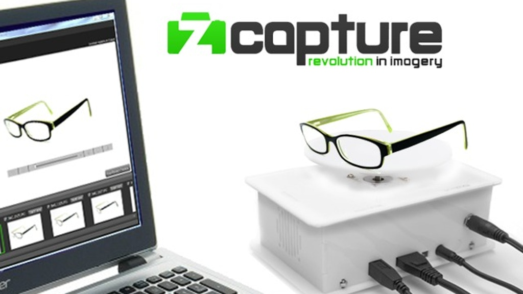 Zcapture - Open Source 360 Product Photography project video thumbnail