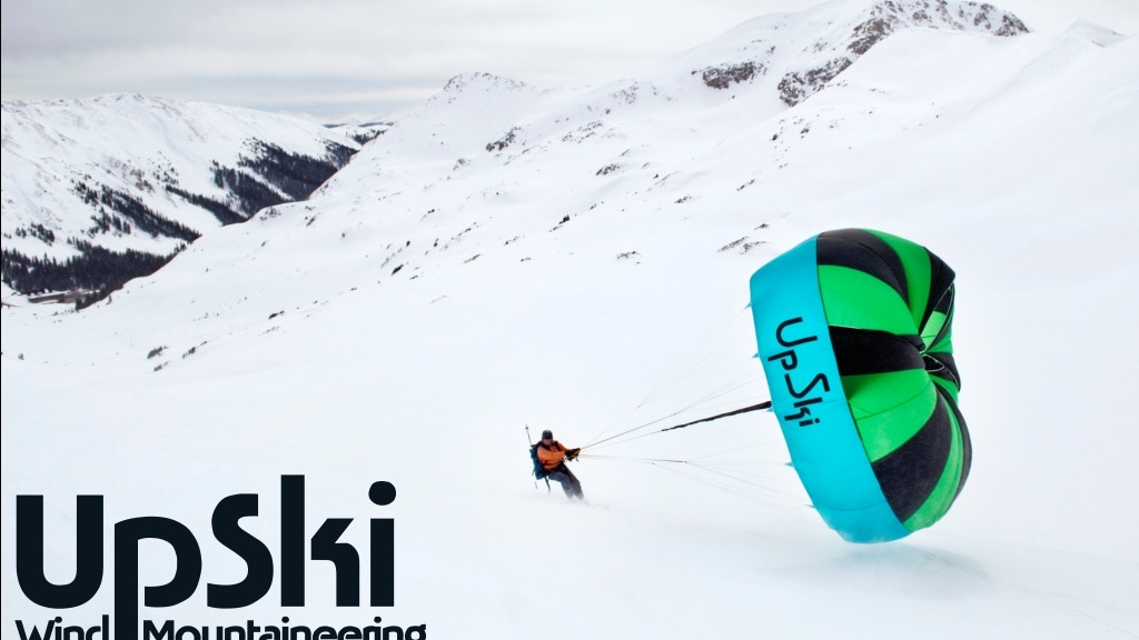 UpSki: Experience Wind Mountaineering project video thumbnail