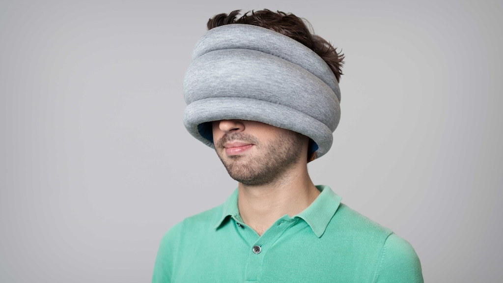 OSTRICH PILLOW LIGHT project video thumbnail