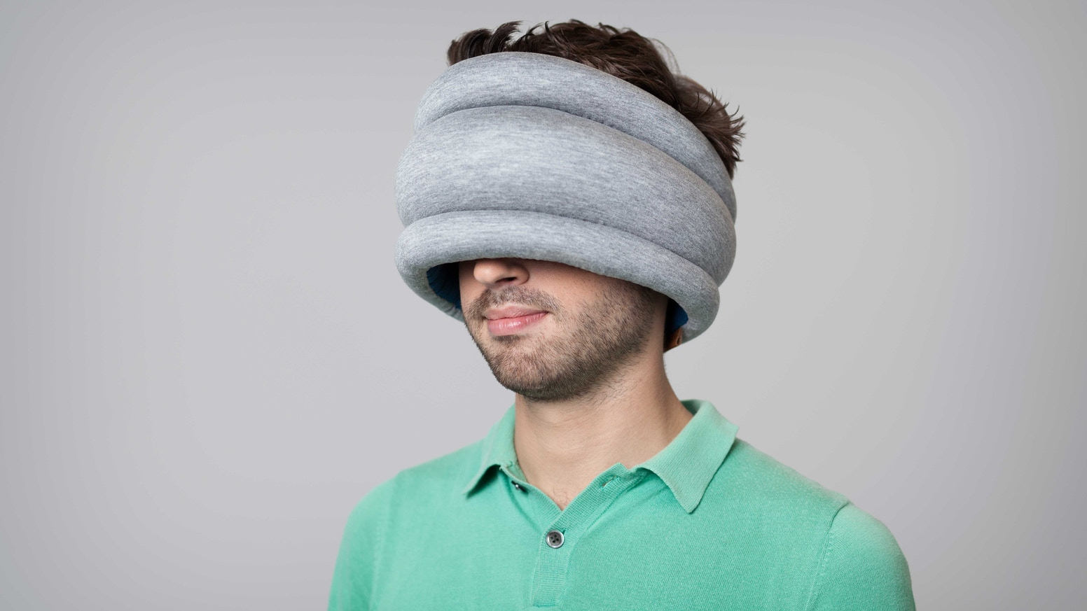 Ostrich Pillow Light – Portable Power Napping Pillow For People On The Go.