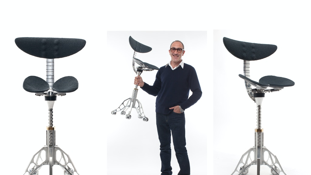 The FreedMan Chair - A better way to sit. project video thumbnail