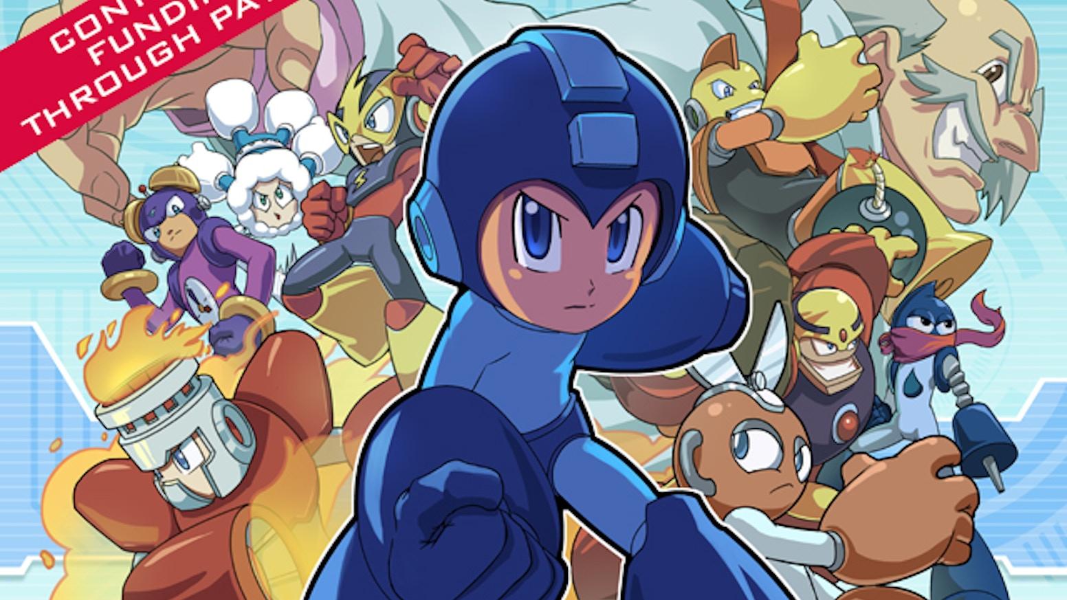 Mega Man Games