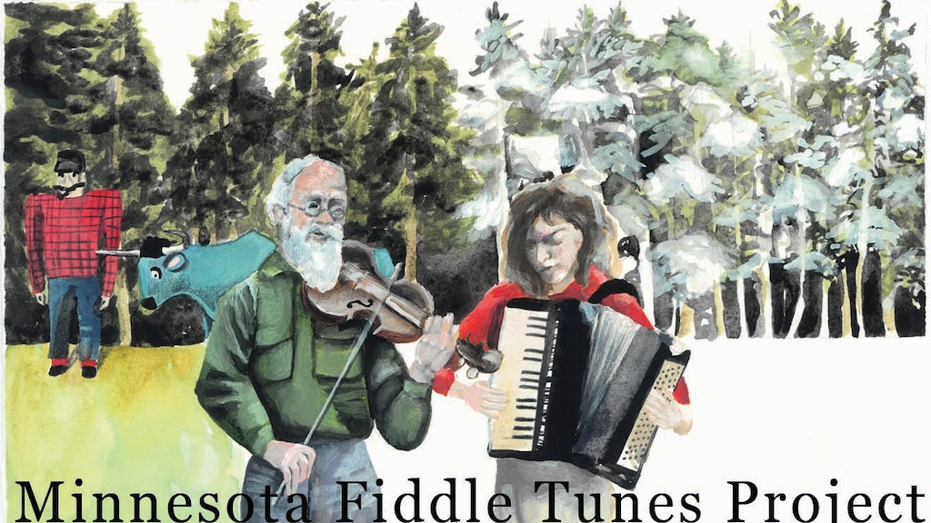 Minnesota Fiddle Tunes Project: The Tunes of Leonard Finseth project video thumbnail