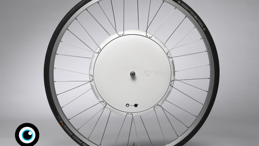FlyKly Smart Wheel project video thumbnail