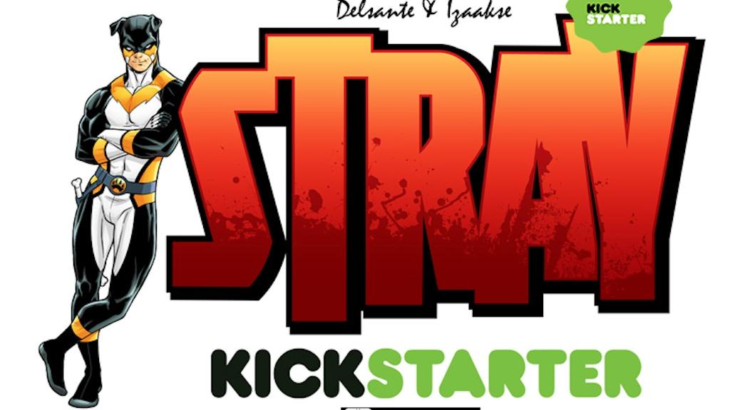 Stray - A New Superhero Comic project video thumbnail