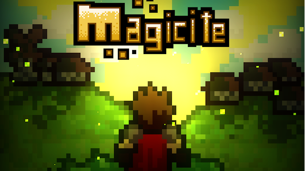 Magicite - A Multiplayer RPG Platformer project video thumbnail