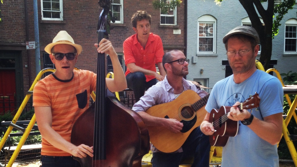 The Dad Beats! kids album project video thumbnail