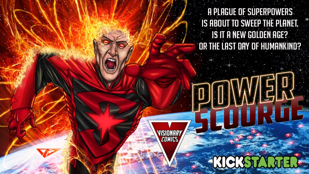 Image result for power scourge kickstarter