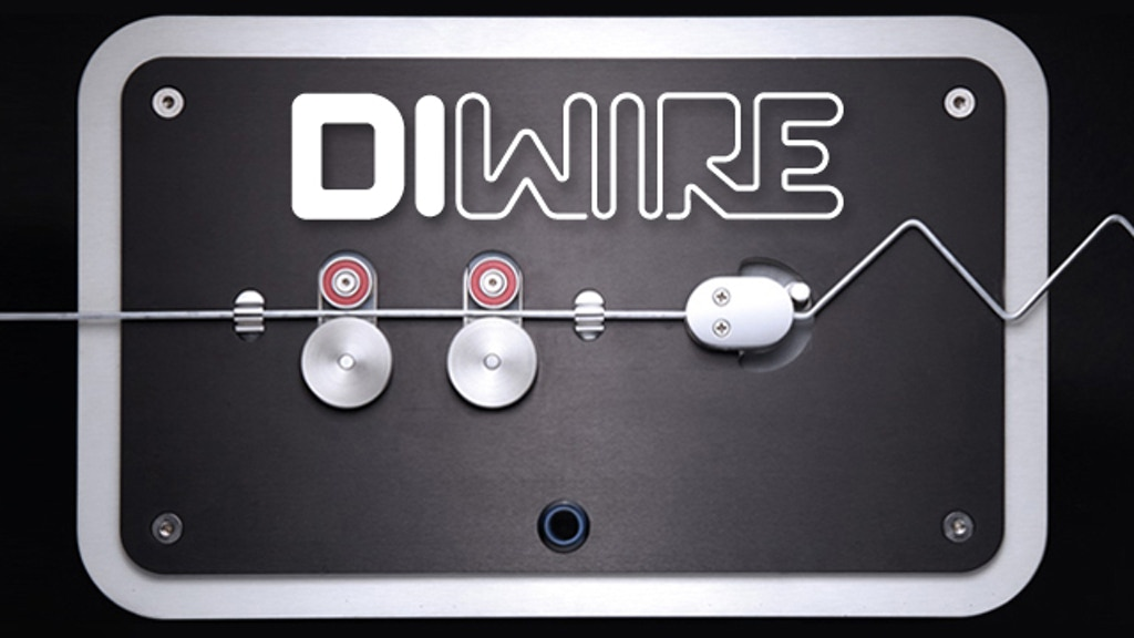 DIWire: The First Desktop Wire Bender project video thumbnail