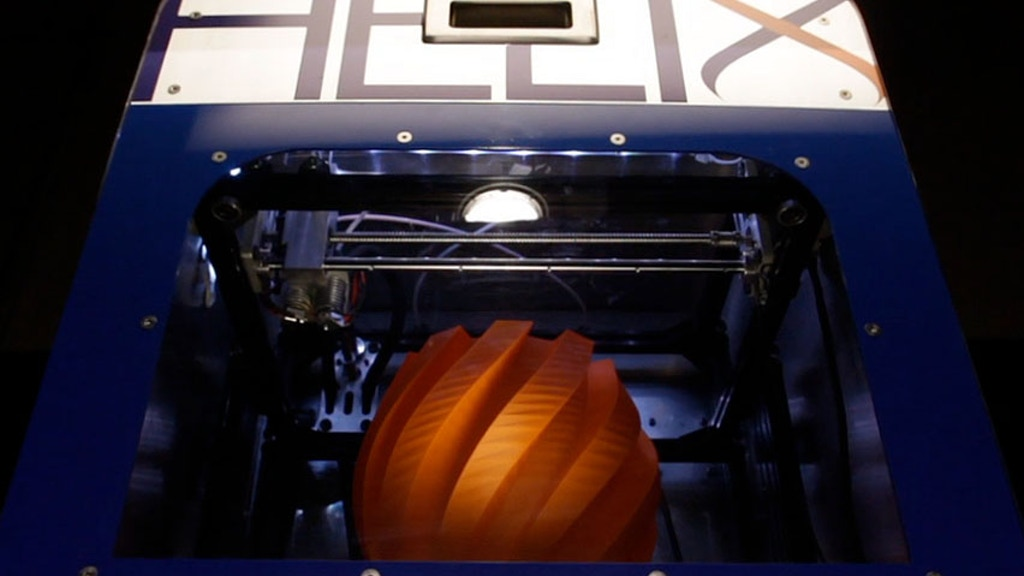 Helix 3D Printer: Upgrade your business! project video thumbnail