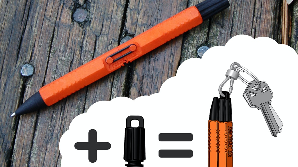 The D180 Folding Pen project video thumbnail