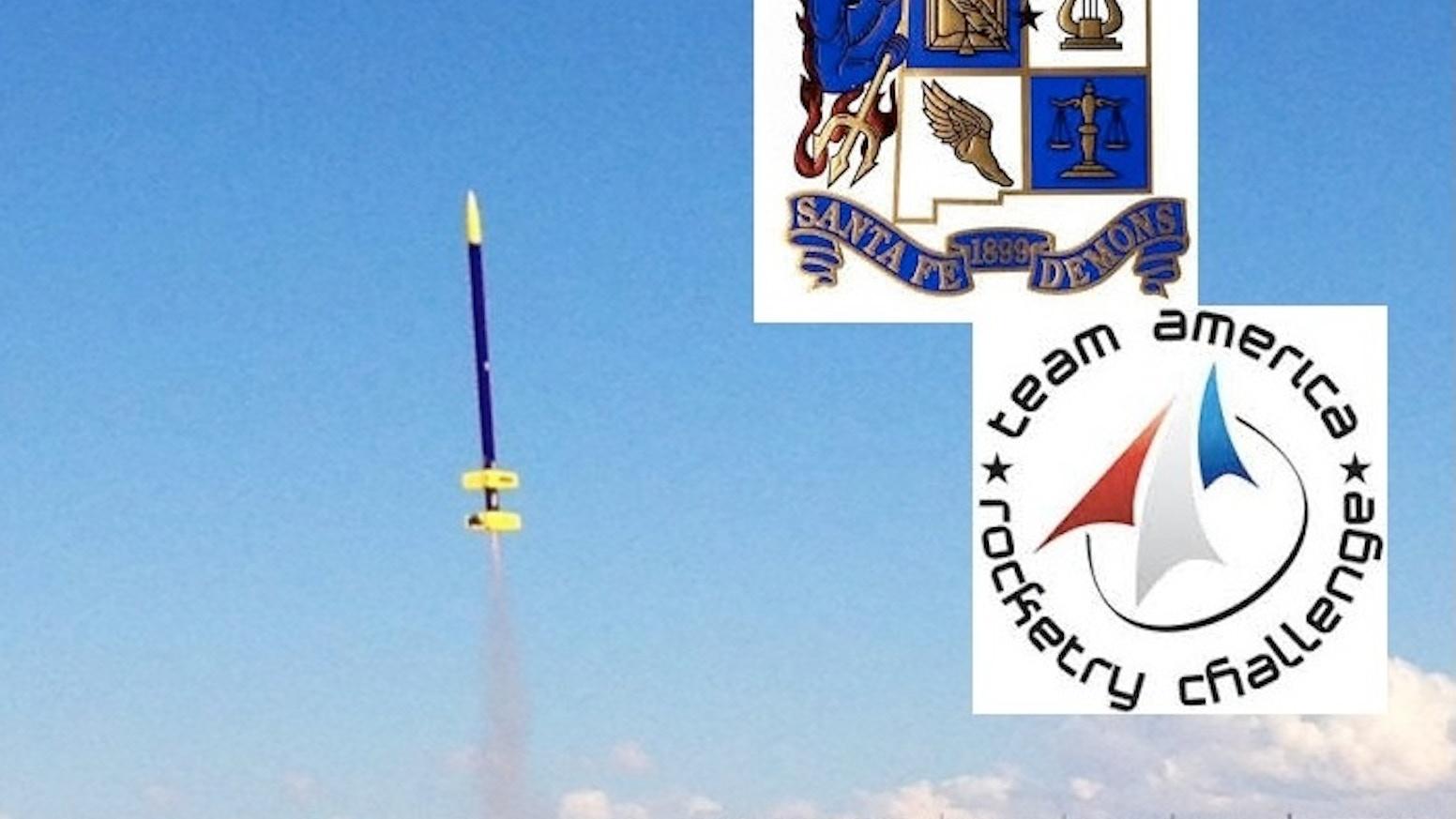 Launch Santa Fe High School's Rocket Club! by Brian Smith