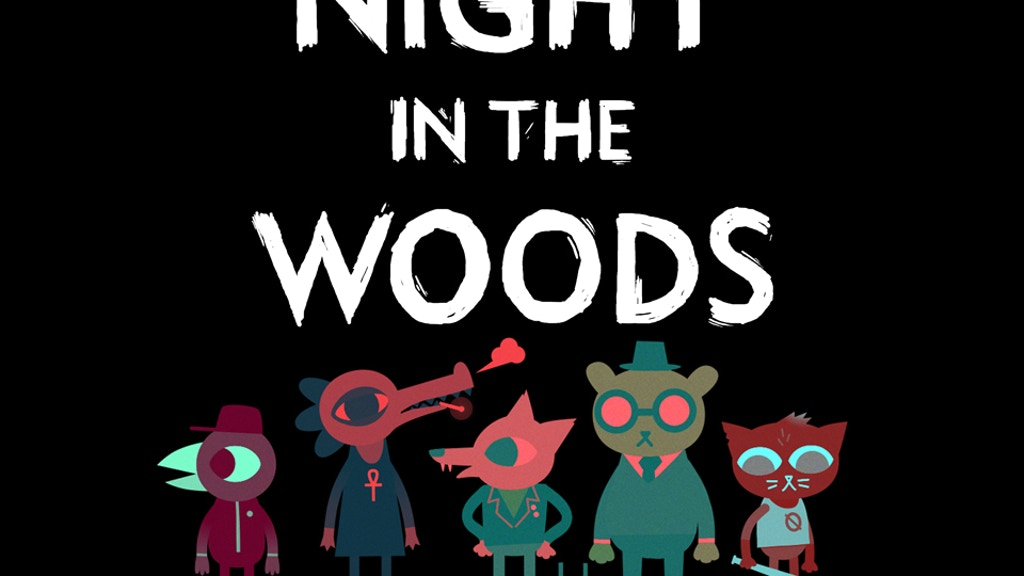 Night In The Woods project video thumbnail