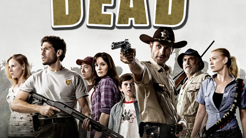Watching Dead: The Walking Dead Podcast Season 4a project video thumbnail