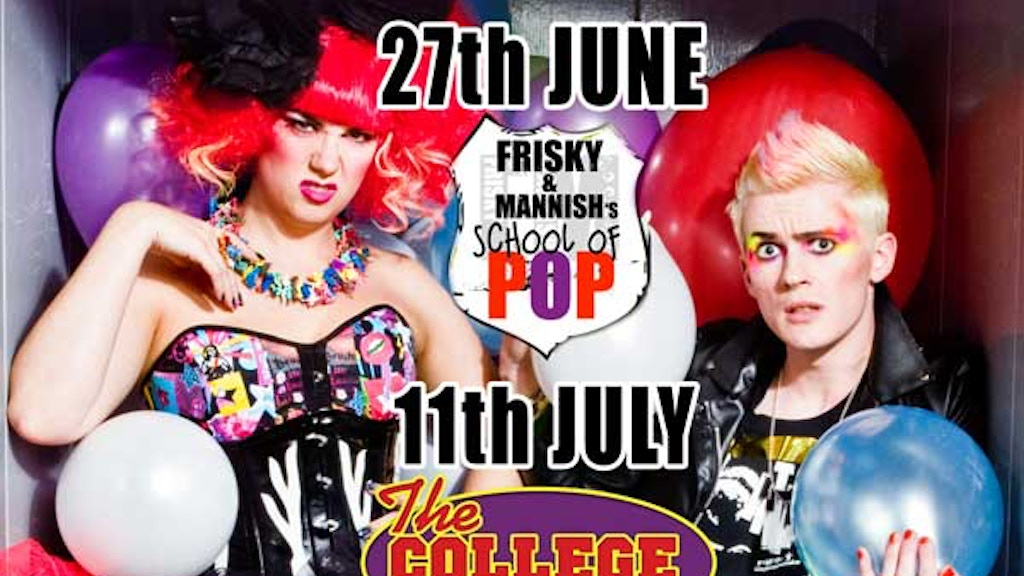 Get the Full Pop Education Trilogy Online! project video thumbnail