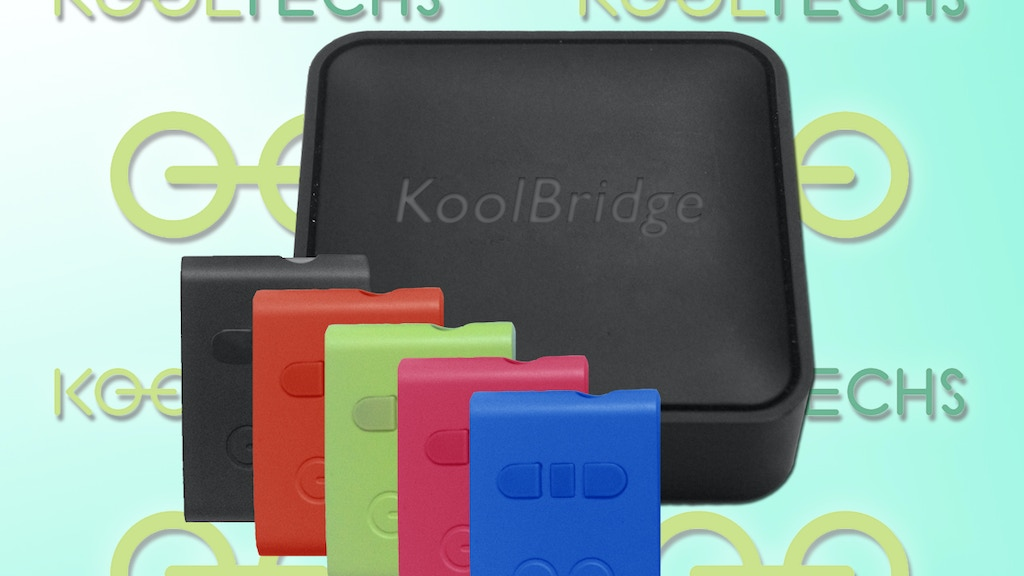 """KoolThings + Smartphone = New KoolApplications for """"IoT"""" project video thumbnail"""