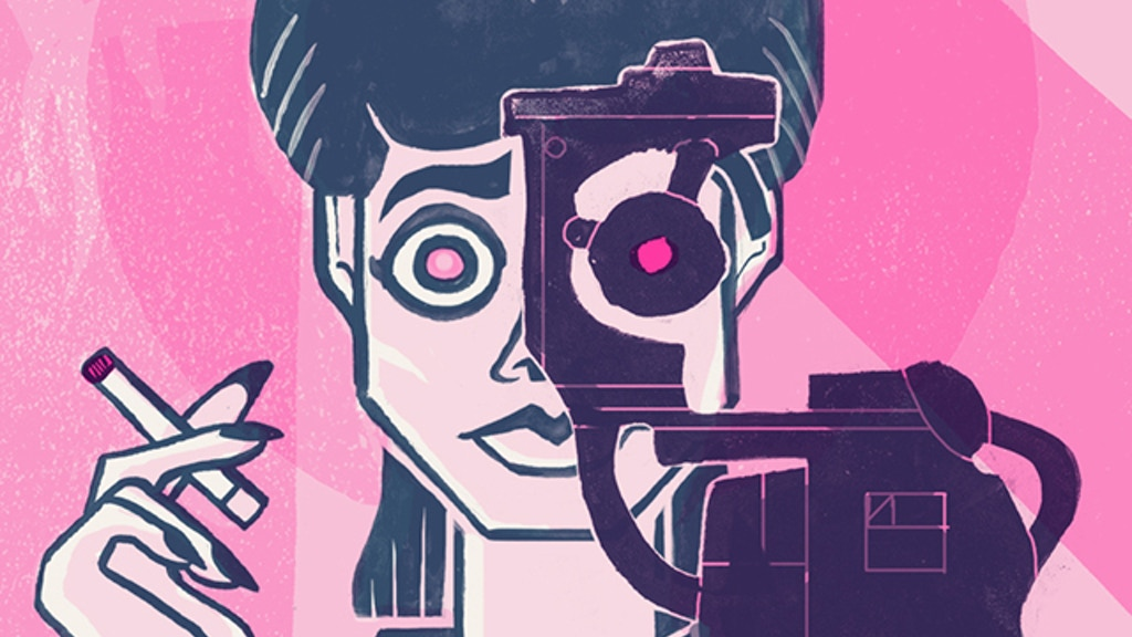 Skinjobs: A Blade Runner Zine! project video thumbnail