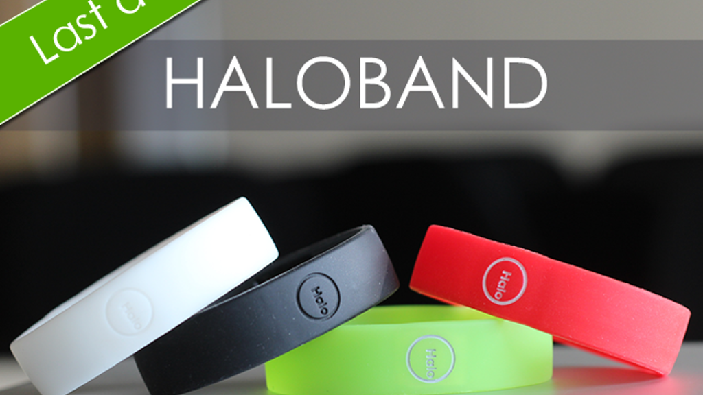 Haloband: Control your smartphone with simple wrist move! project video thumbnail