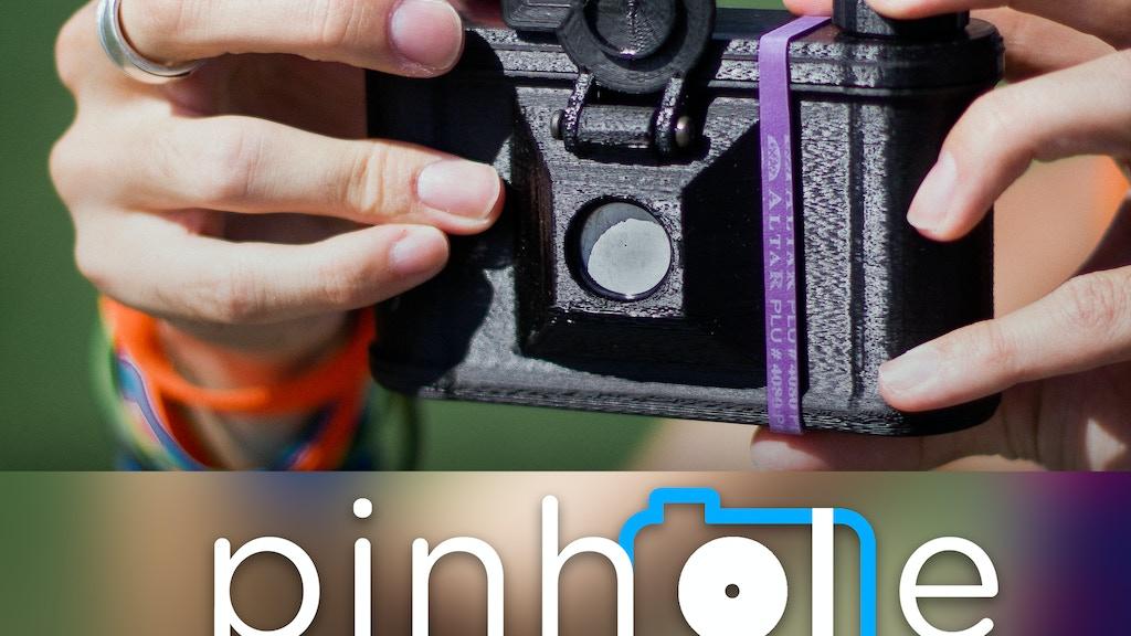 Pinhole, Printed - a 3D printed pinhole camera project video thumbnail