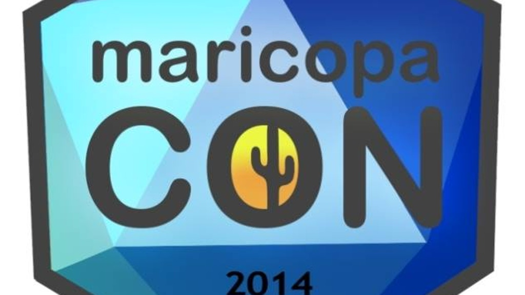 MaricopaCon 2014 project video thumbnail
