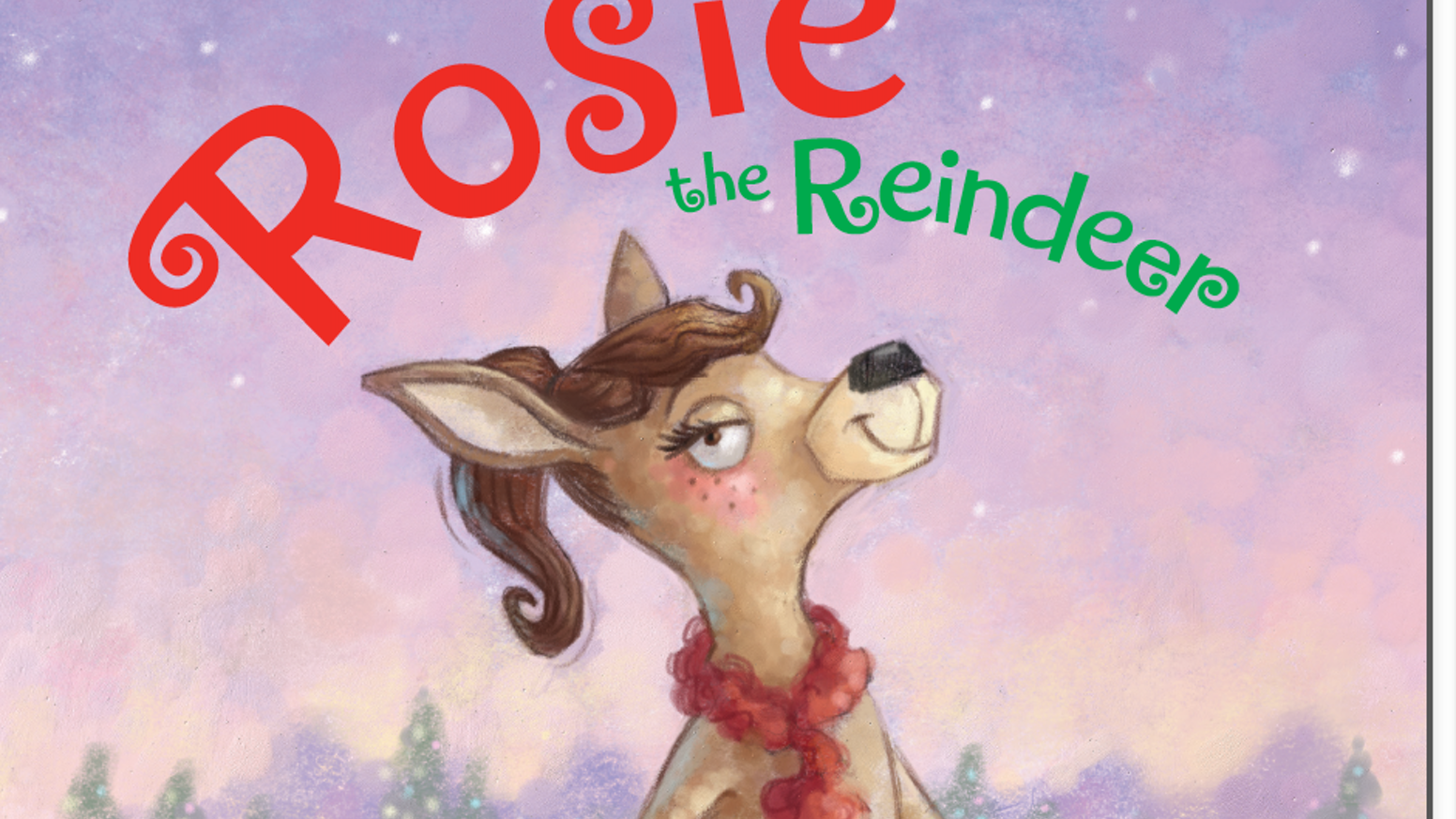 Halsey Chats Breaking Down Gender Stereotypes And: Rosie The Reindeer By Chantell Taylor