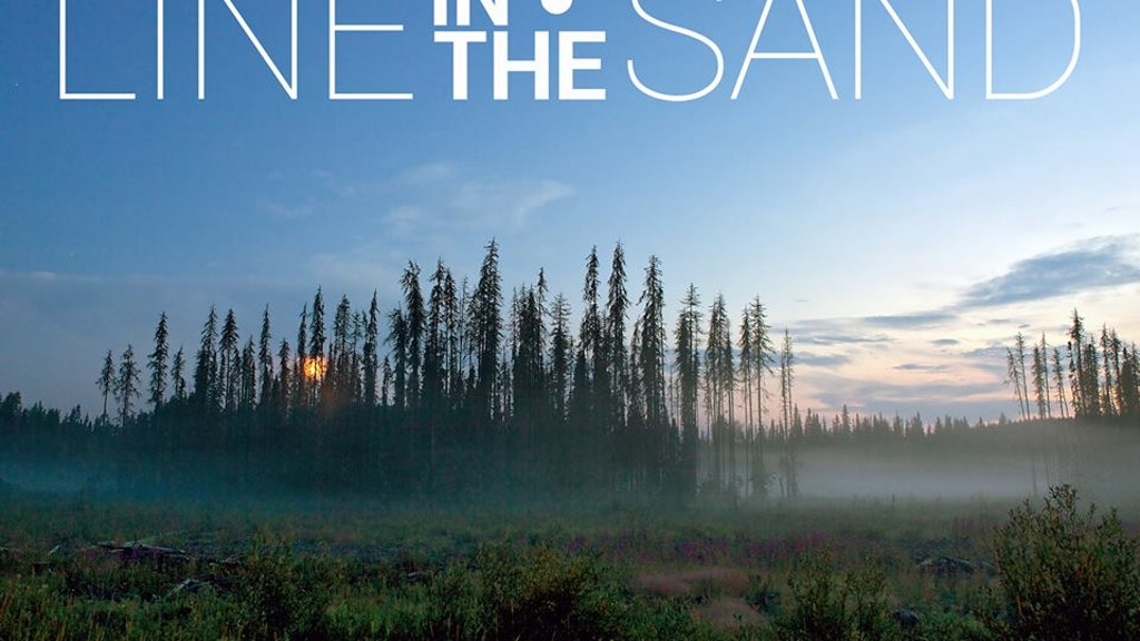 Line In The Sand: Stories from the Northern Gateway project video thumbnail