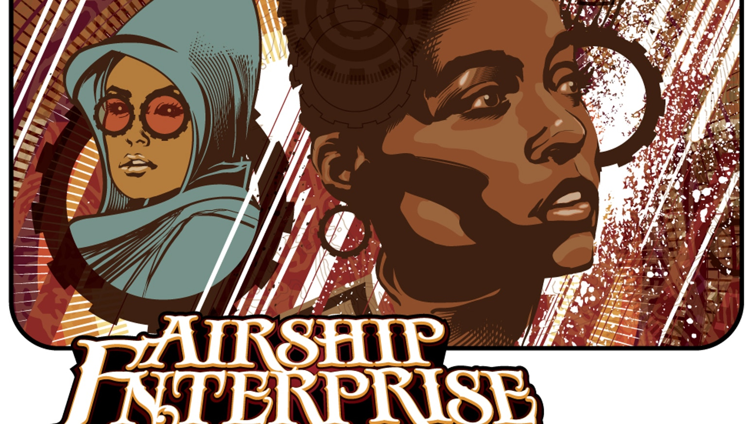 Airship enterprise ogn vol 1 by brian denham and joeming dunn captain janus tibbs enterprise battle an air kraken fueled by hate by brian denham malvernweather