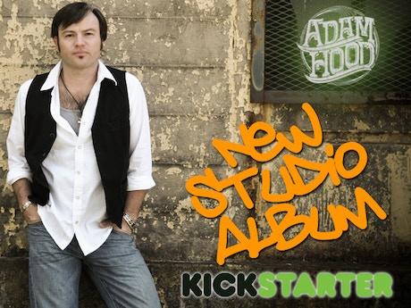 4th Studio Album by Adam Hood —Kickstarter