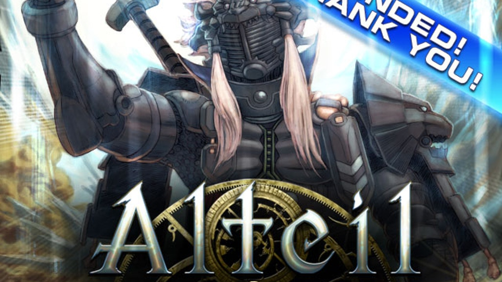 Alteil Horizons - turn based tactics card game - Relaunch project video thumbnail