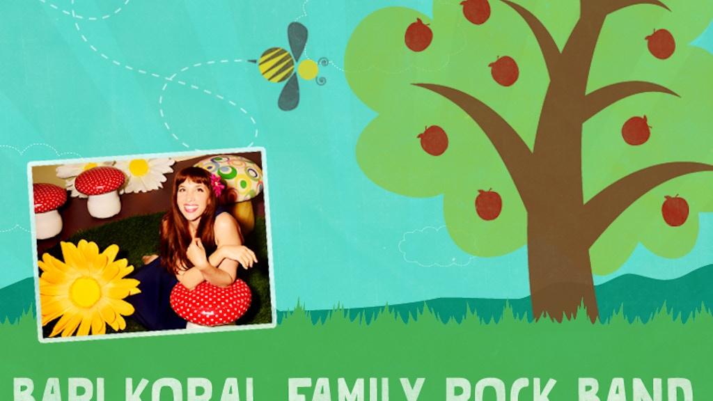 Bari Koral S New Album The Apple Tree Amp The Honey Bee By Bari Koral Family Rock Band Kickstarter