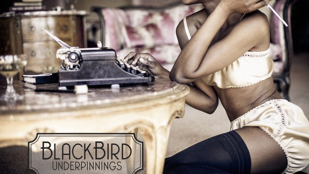 Blackbird Underpinnings - The MAVEN Collection project video thumbnail