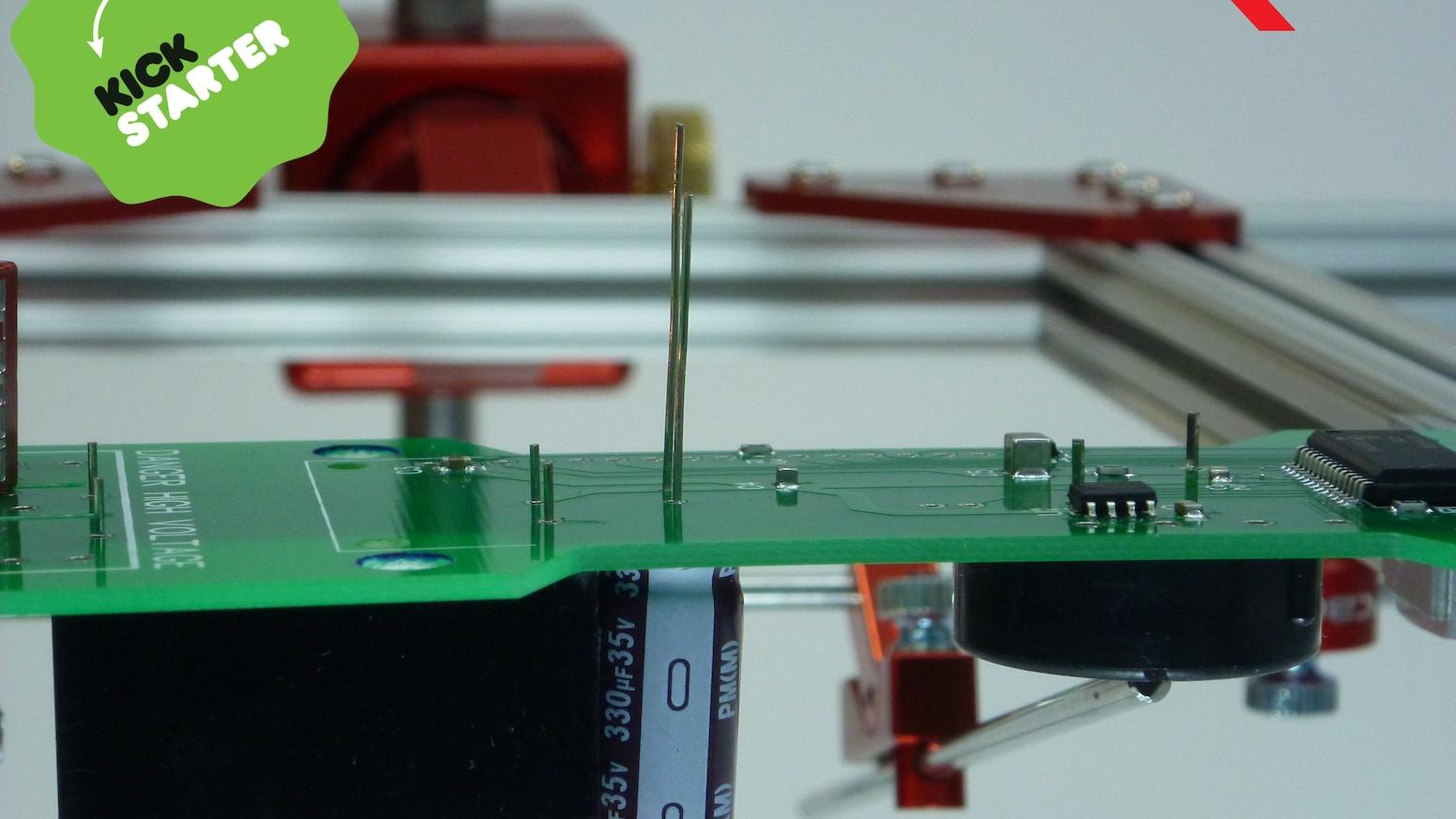Electronic Assembly Workers : Pcbgrip electronics assembly system by —kickstarter
