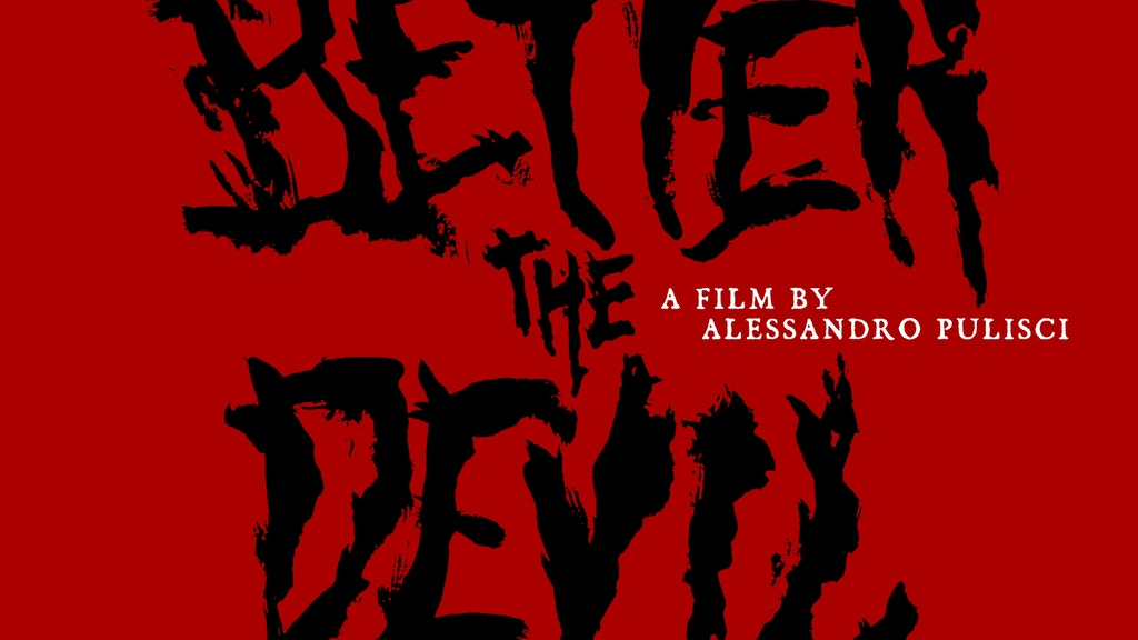 Better The Devil - A Short Film featuring Tim De Zarn project video thumbnail
