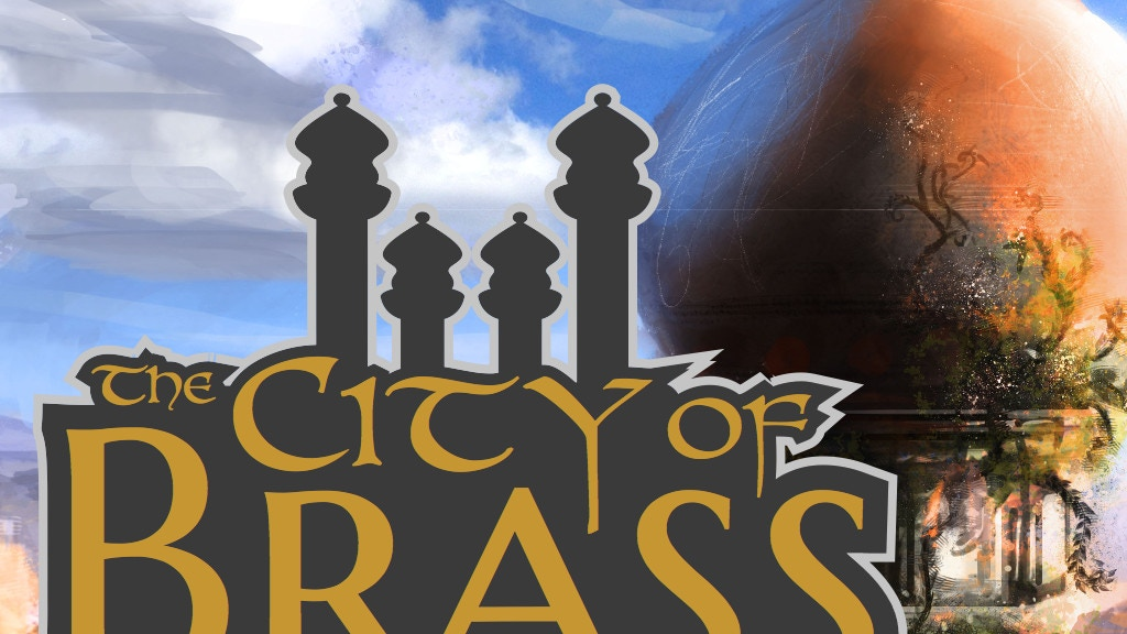 The City of Brass (web based tabletop RPG app) project video thumbnail