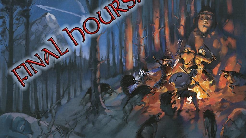 Orbis Terrarum RPG project video thumbnail