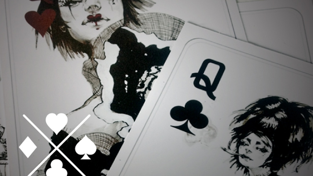 Decked Out: Fashion Playing Cards project video thumbnail