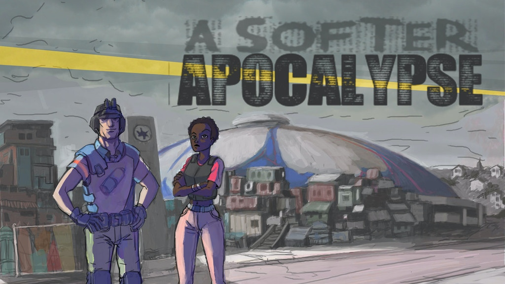 A Softer Apocalypse project video thumbnail